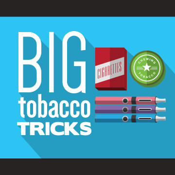 Tobacco companies use colors to make deadly products appeal to kids